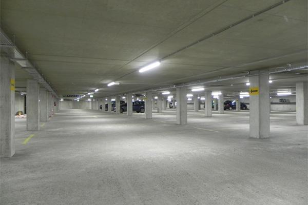 Parking Garage Lighting & LUKER the world leaders in LED technology based at Texas USA azcodes.com